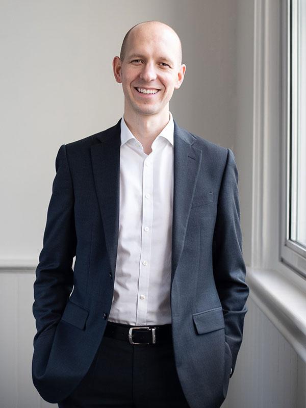 Adam Taylor, Kin Fund Services