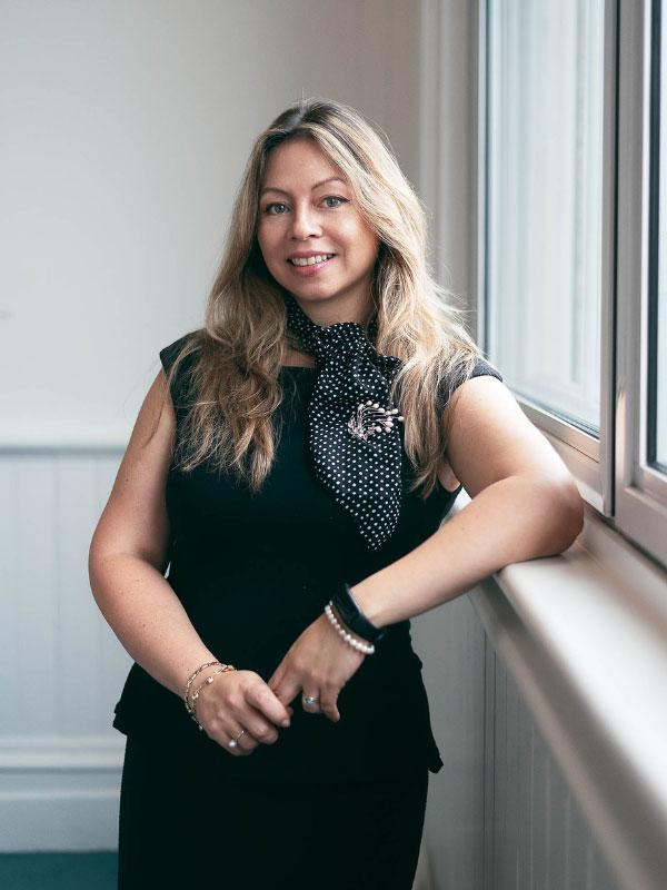 Andreina Sorce, Kin Fund Services