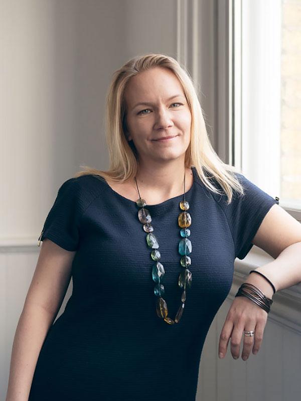 Katherine Norris, Kin Fund Services