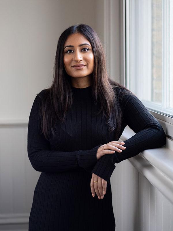 Krishma Vilkhou, Kin Fund Services